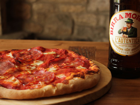 Crackpot Cottage Pizze are proving popular!