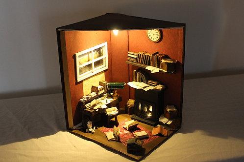 Booknook Insert Writer's Room