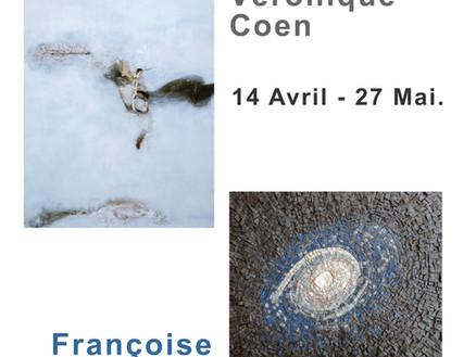 Exposition Duo Véronique Coen - Françoise Hubert