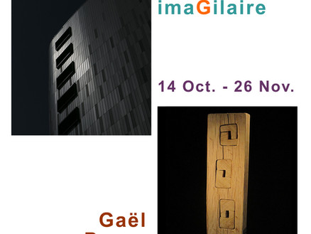 Exposition Duo Imagilaire - Gaël Peron