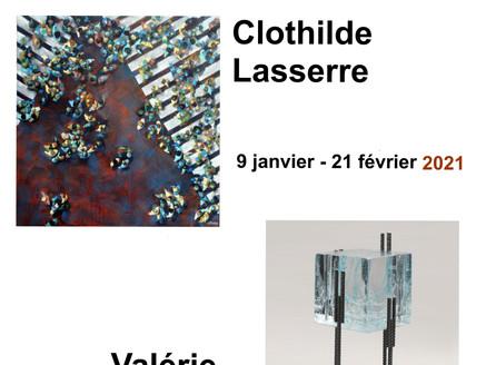 Exposition Duo - 9 janvier au 21 Février