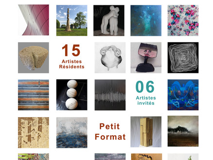 Exposition Petits Formats - Décembre 2018