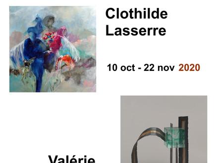 Exposition Duo - 10 octobre au 22 novembre