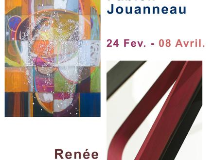 Duo Fabien Jouanneau et Renée Cominassi