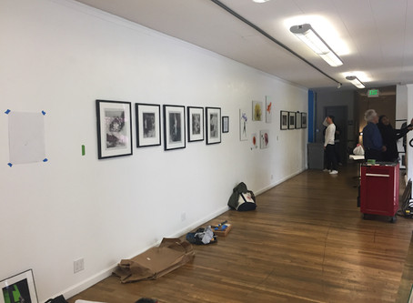 Hanging The Show