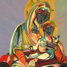 MADONA S JEŽÍŠKEM I
