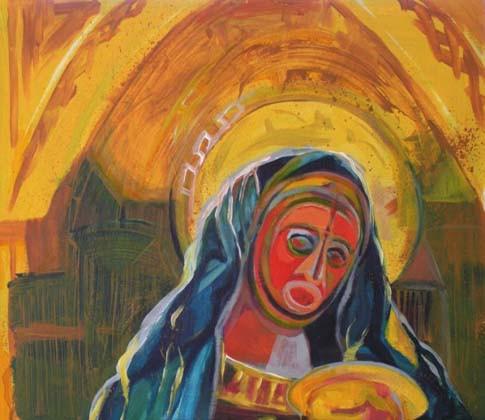 MADONA S JEŽÍŠKEM III