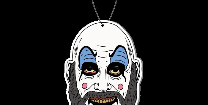 Captain Spaulding - FEAR FRESHENER