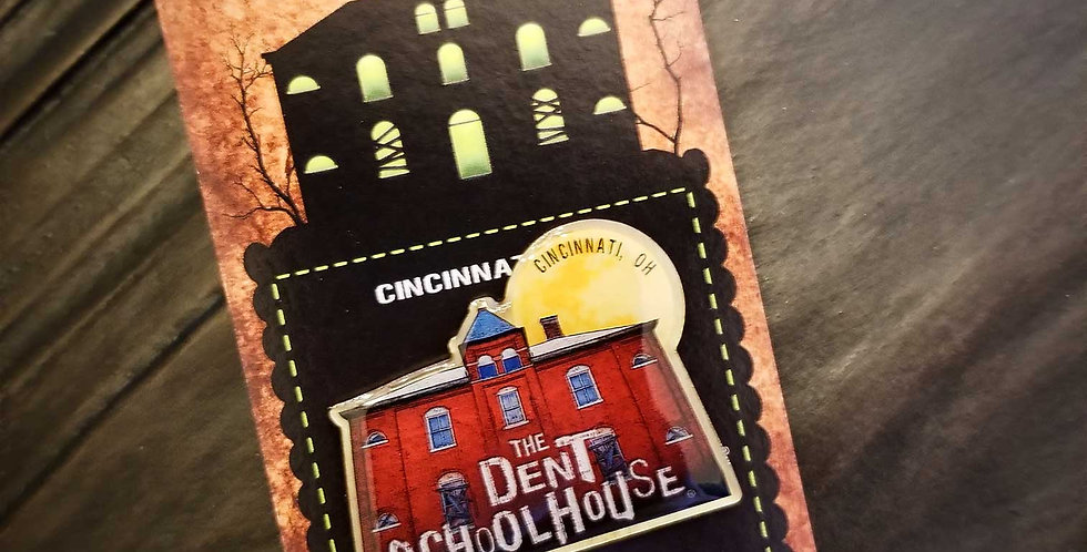 The Dent Schoolhouse Pin
