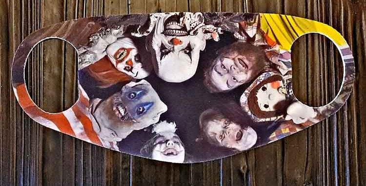 Clowns Face Mask