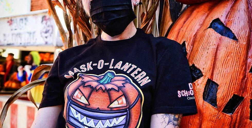 Mask O'Lantern T-shirt