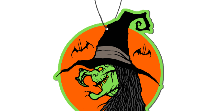 Toxictoons Witchy - FEAR FRESHENER