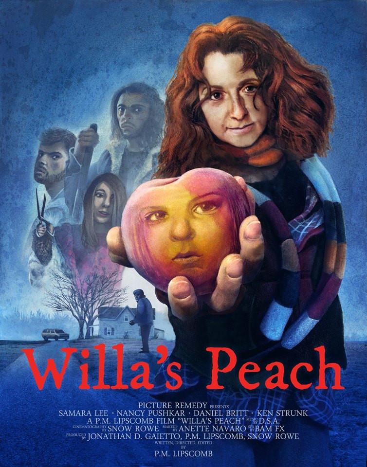 Poster- Willa's Peach