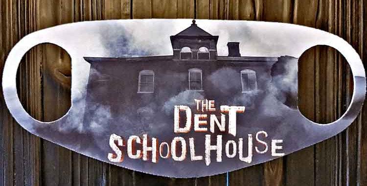 The Dent Schoolhouse Face Mask