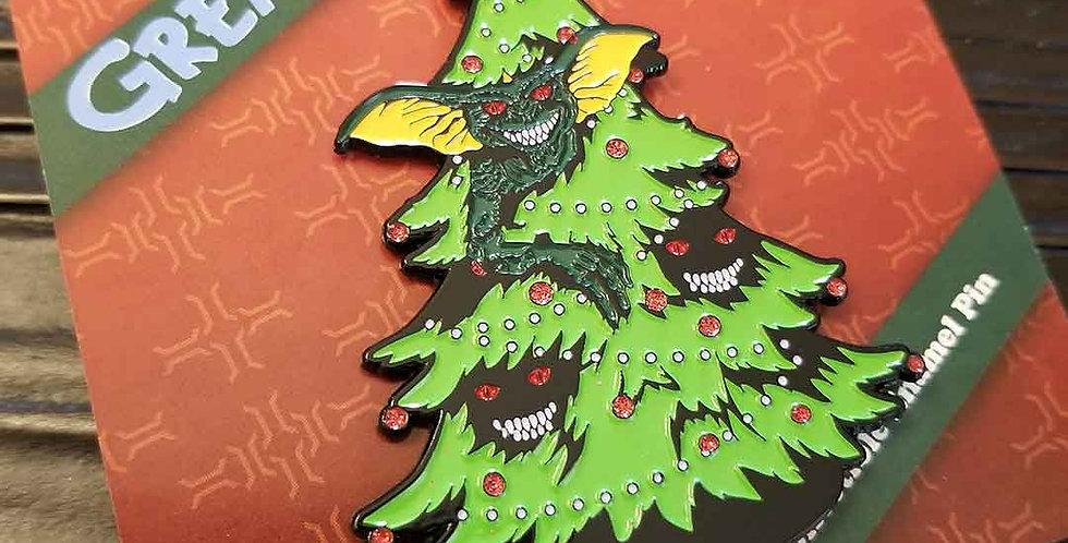Gremlins Christmas Tree Pin