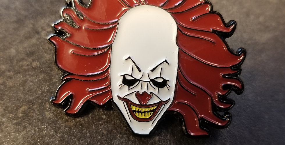 Zobo The Clown Pin