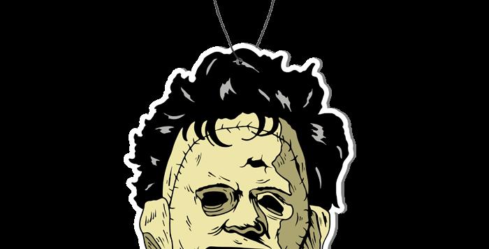 The Leatherface - FEAR FRESHENER