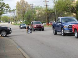 Phillips Lane crossings