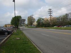 Philliips Lane without sidewalks