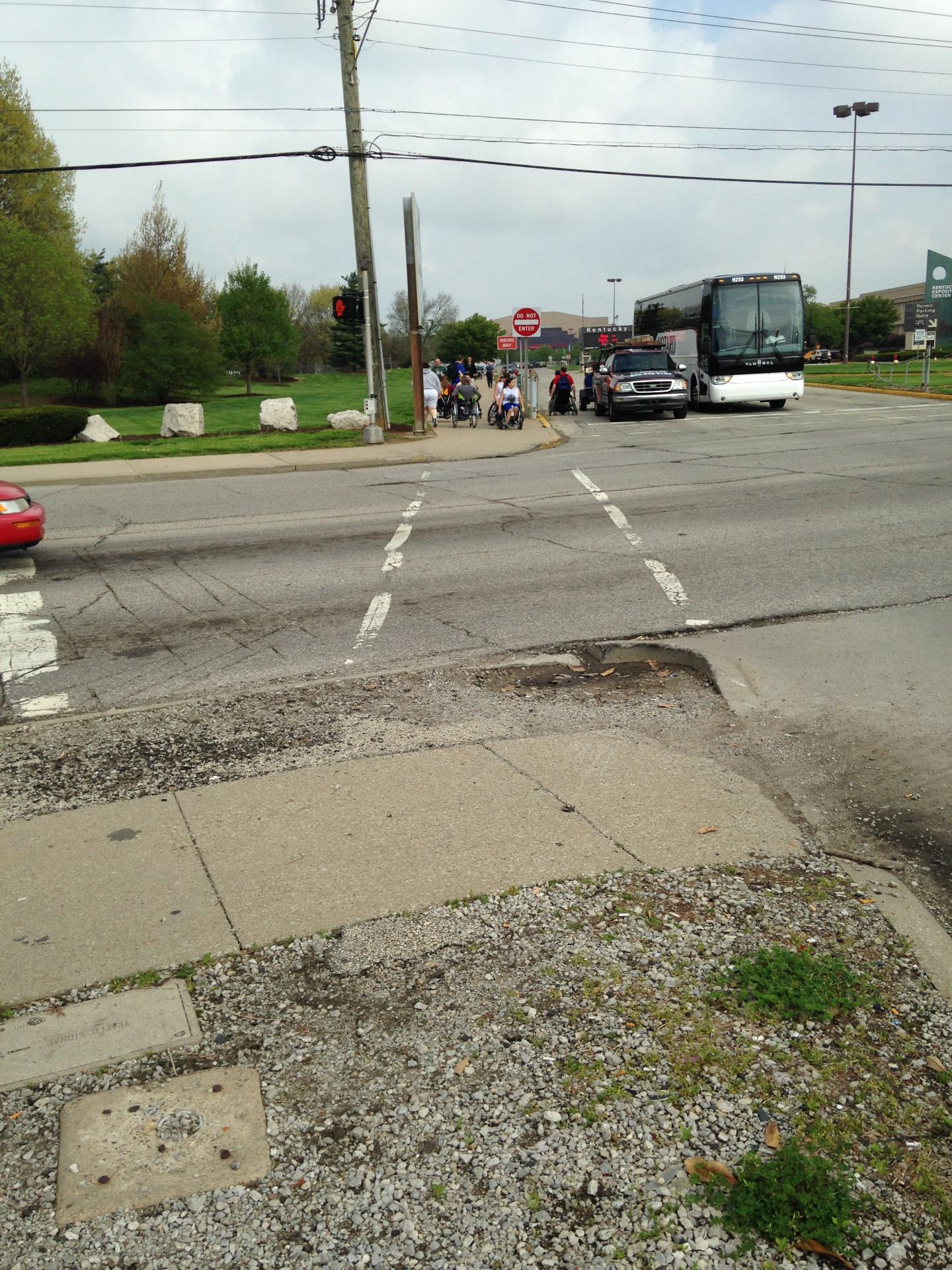 Phillips Lane Crosswalk
