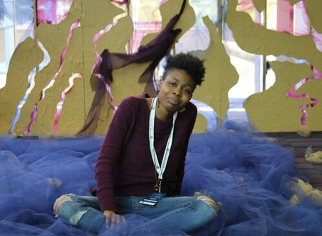 October 2020 Neighbor of the Month: Creating Art Through Community and Community Through Art