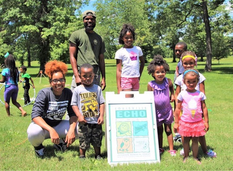 Neighbor of the Month: Using Nature to Connect and Uplift Others
