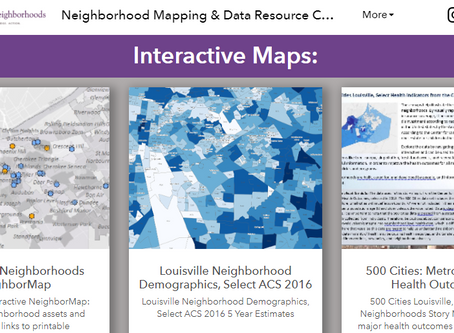 Got questions? We've got the maps to find the answer!