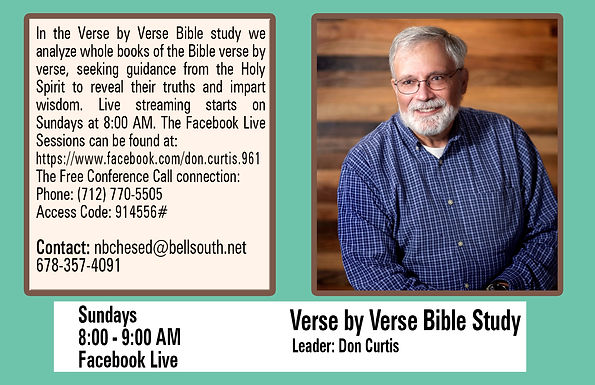 Curtis Verse by verse bible study Small