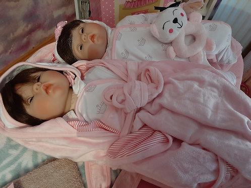 bambolotto professionale per BABY MASSAGE o incontri dopo parto