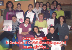 Melfi, Yoga ,2013