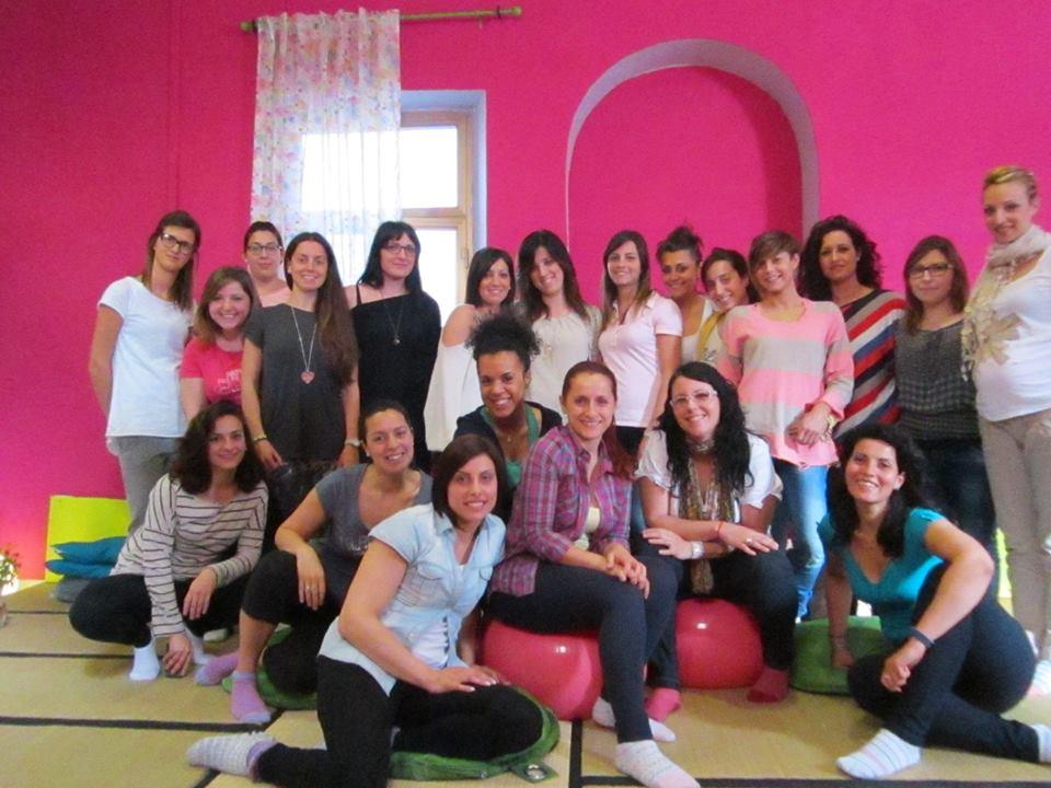 Massaggio prenatale ,2014