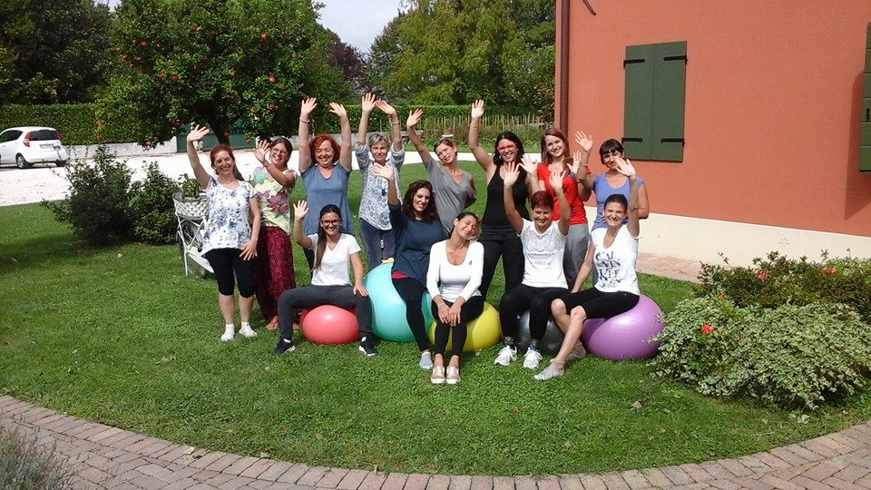 Yoga prenatale Portogruaro 2016