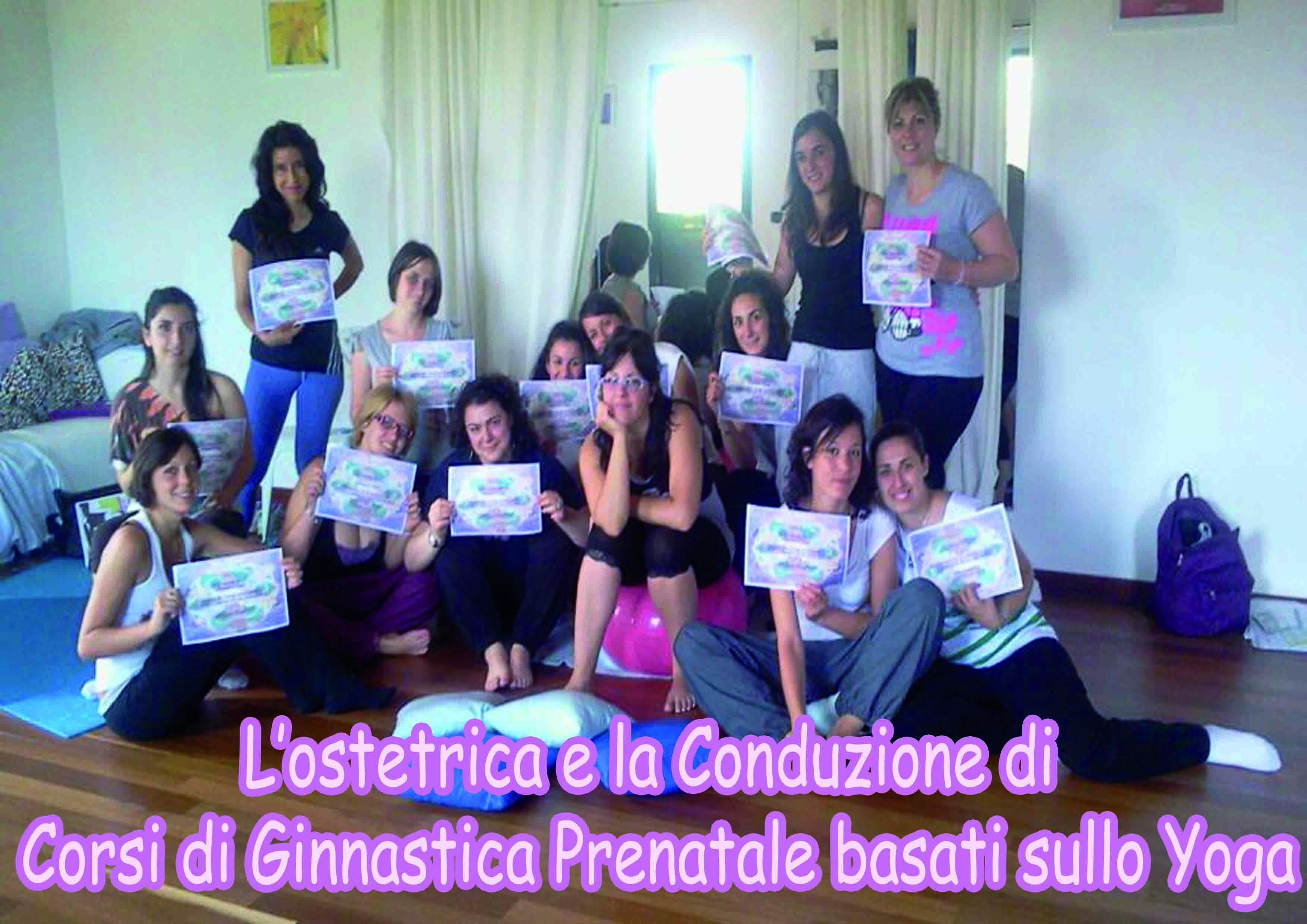 Yoga prenatale,2012
