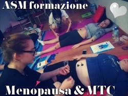 Menopausa e MTC