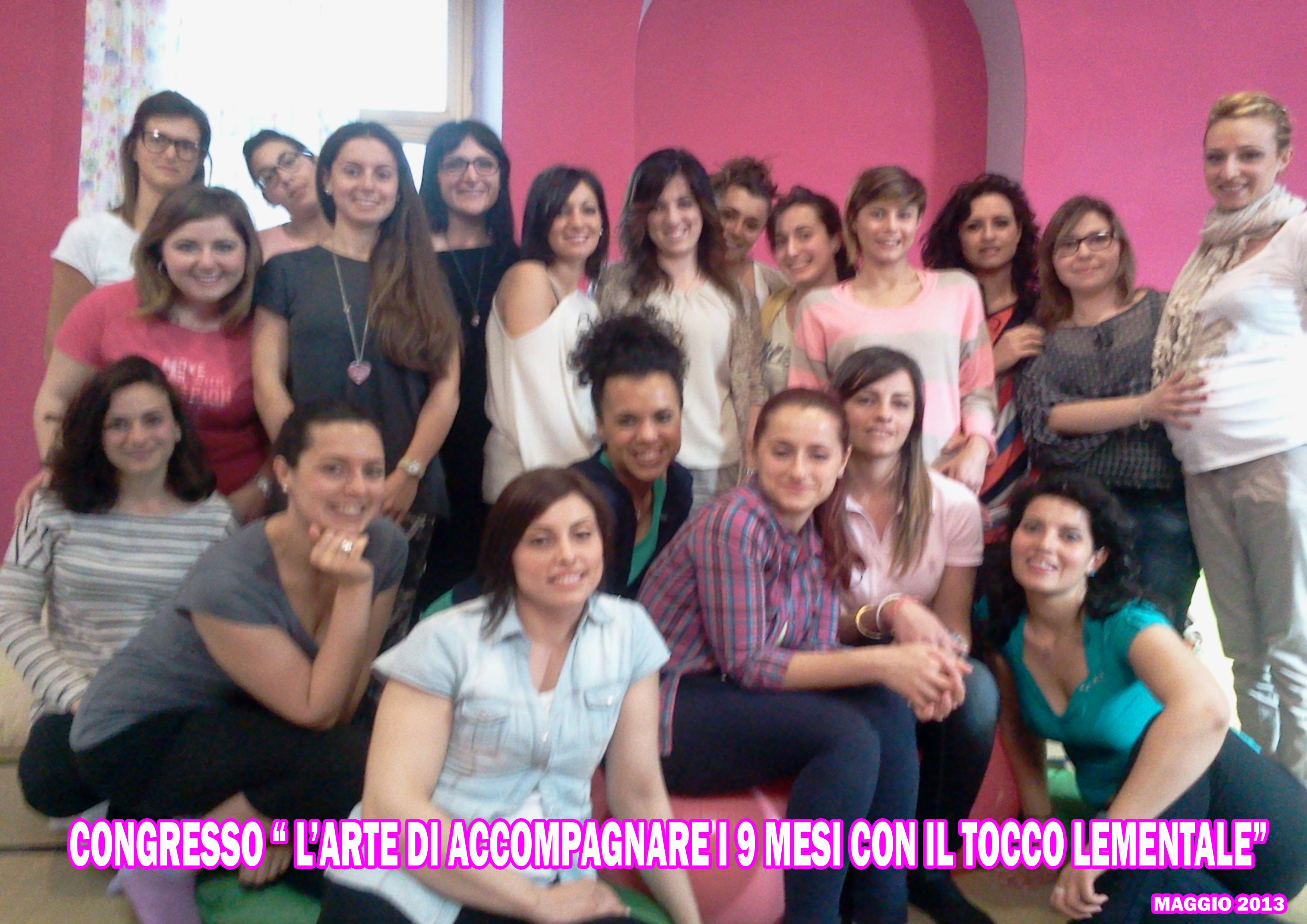 Massaggio prenatale , 2014