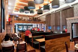Cortinas Restaurante Madero