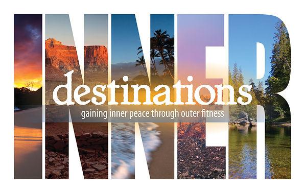 Inner Destinations' Hiking Retreats Logo