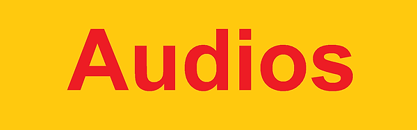 Audios Wix Banner