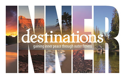 Inner Destinations Hiking Retreats Logo