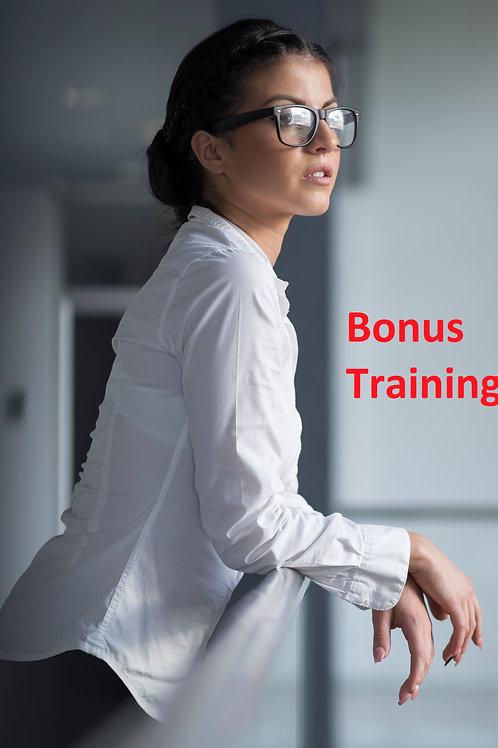 Attractiveness of Great Body Language_Bonus Training