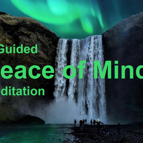 A Guided Meditation for Peace of Mind