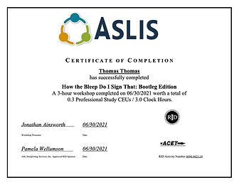 Certificate of CompletionHow the Bleep Do I Sign That Bootleg Edition Online.jpg