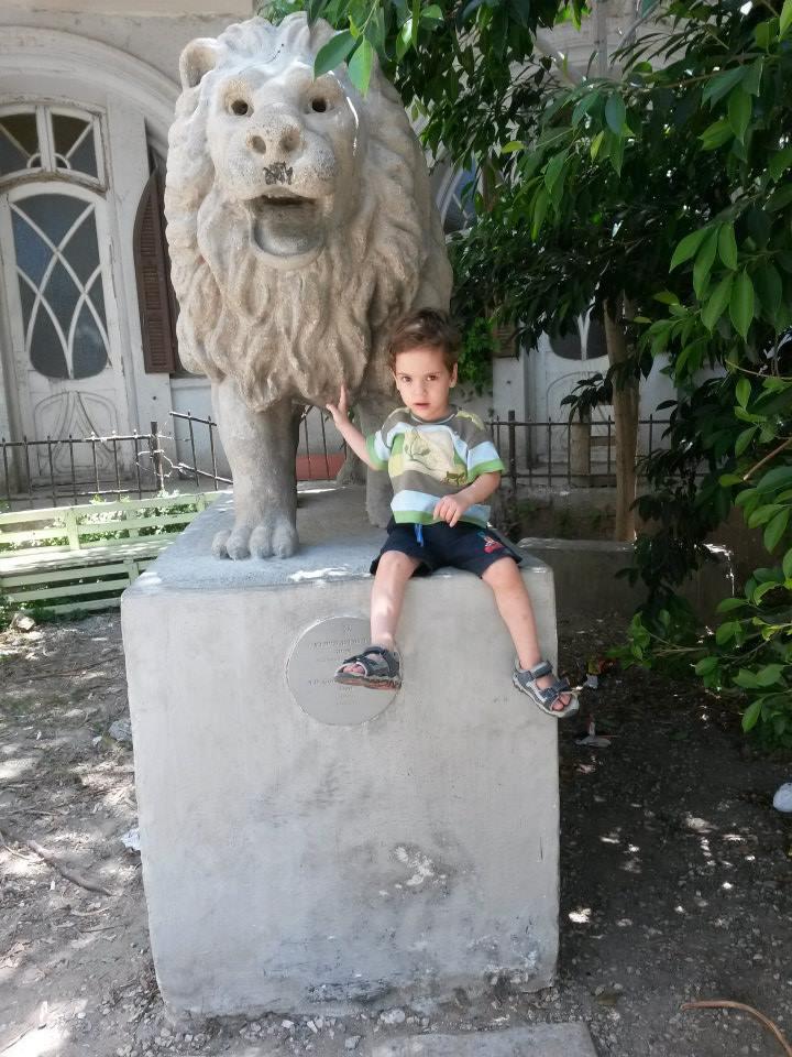 אריק האריה בסימטה פלונית