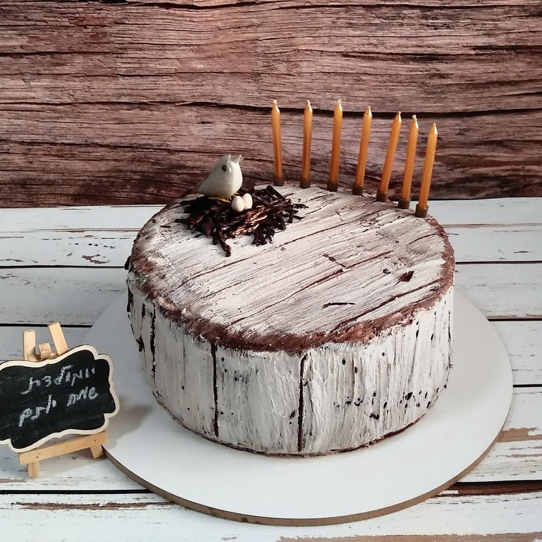 עוגת קן לציפור