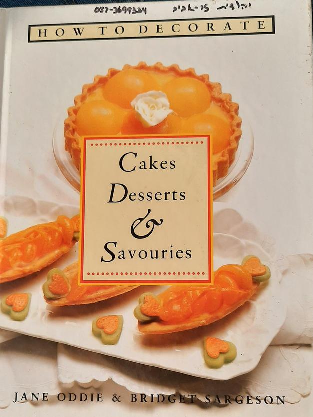Cakes Dessserts & Savory