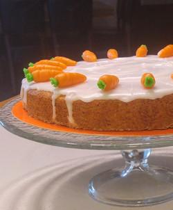 עוגת גזר שויצרית