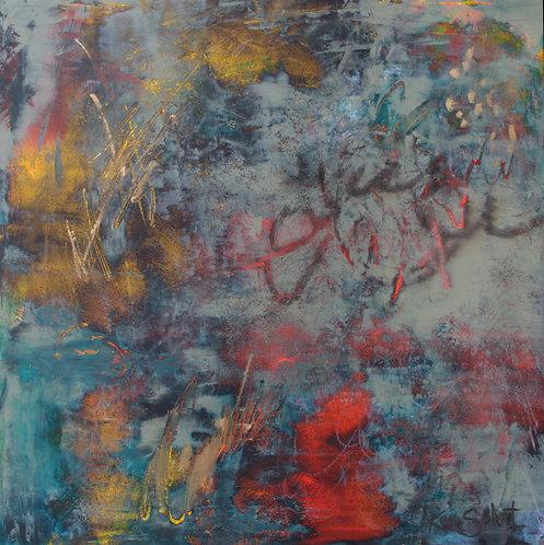 Graffitified