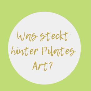Was steckt hinter Pilates Art