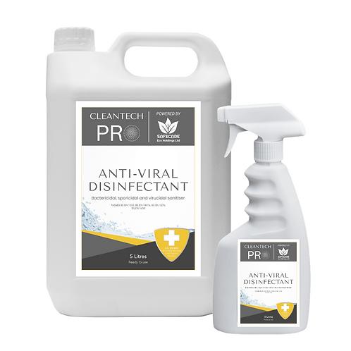 CleanTech Pro Antiviral Disinfectant