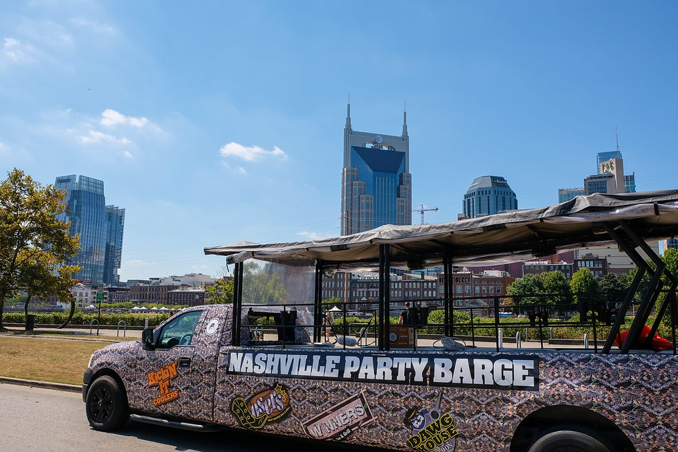Nashville Party Tours